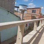 PREFEITURA CONSTRÓI MURO DE PROTEÇÃO NA JOÃO DA HORA.