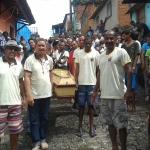 UBAITABA: CORPO DE JOÃO DA CUÍCA FOI SEPULTADO COM GRANDE ACOMPANHAMENTO