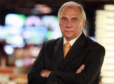 Rezende foi socorrido pelo vizinho e também apresentador Geraldo Luís.