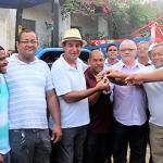 PREFEITURA RECEBE CAMINHÃO PARA MELHORAR ESTRADAS E AGRICULTURA FAMILIAR DE ITACARÉ