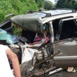 UBAITABA: TIO DE VICE PREFEITO MORRE EM ACIDENTE NA BR-101