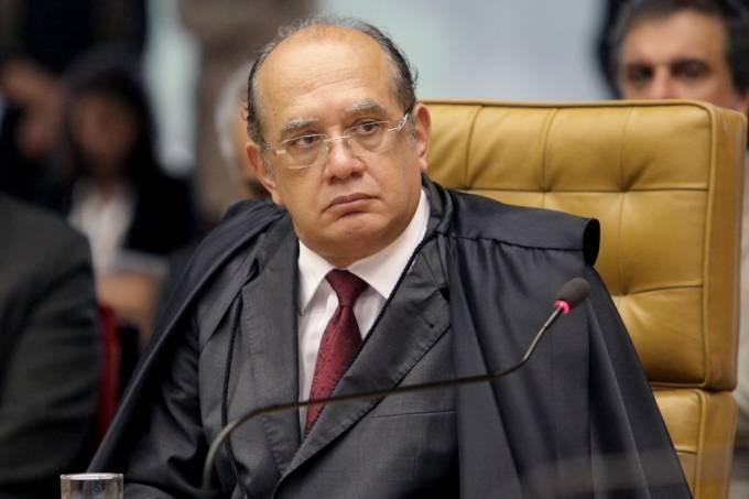 Supremo Tribunal Federal (STF) que afaste o ministro Gilmar Mendes da relatoria do habeas corpus do empresário Eike Batista