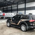 POLÍCIA FEDERAL APREENDE CARROS E UMA AERONAVE DURANTE OPERAÇÃO EM SALVADOR