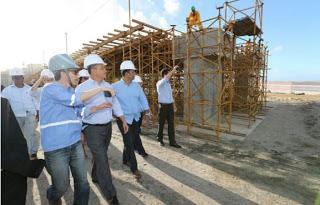 """Rui afirma que a construção da nova estrada """"já deveria ter sido iniciada""""."""