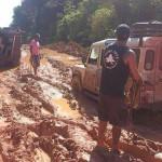 MARAÚ: FOTO DA BR 030 EM PÉSSIMAS CONDIÇÕES PUBLICADA EM  BLOG DE UBATÃ  É DESMENTIDA POR MORADORES