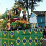 DESFILE DE 02 DE JULHO EM ITACARÉ COMEMOROU INDEPENDÊNCIA DA BAHIA