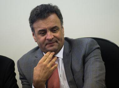 Aécio Neves escapou de ter o mandato cassado (Foto: Divulgação)