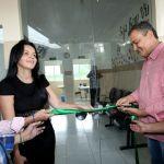 EM AURELINO LEAL, RUI ENTREGA POSTO DE SAÚDE E AÇÕES PARA AGRICULTURA FAMILIAR