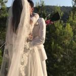 Craque Daniel Alves se casa em segredo com Joana Sanz