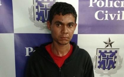 Homem atraía vítimas com jogo de celular e bicicleta (Foto: Divulgação)