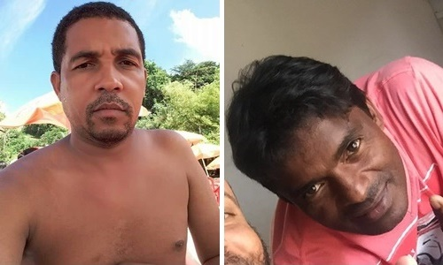 Adílio e Ìndio  morreram apos voltarem de uma comemoração