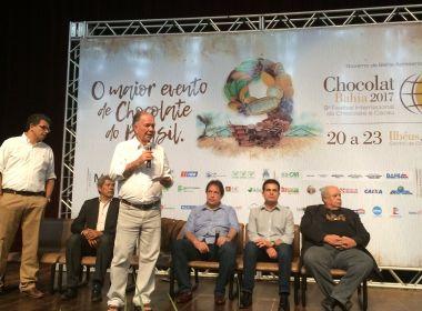 Lançamento foi feito pelo vice-governador João Leão (Foto: Divulgação