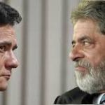 SÉRGIO MORO MARCA DEPOIMENTO PRESENCIAL DE LULA PARA SETEMBRO
