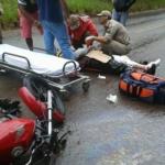 MOTOCICLISTAS SÃO METADE DAS VÍTIMAS DE ACIDENTE  DE TRÂNSITO NA BAHIA