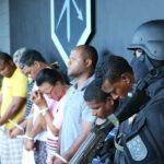 UM MORRE E DEZ SÃO PRESOS EM OPERAÇÃO POLICIAL CONTRA O BONDE DO MALUCO
