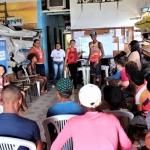 PREFEITURA DE ITACARÉ REALIZA PROJETO SOCIAL COM ASSOCIAÇÃO DOS CANOÍSTAS