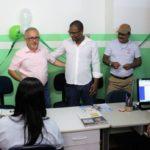 PREFEITURA DE ITACARÉ LEVA O CREDIBAHIA   PARA OS MICROEMPRESÁRIOS DE TABOQUINHAS