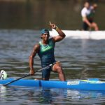 ISAQUIAS QUEIROZ SE CLASSIFICA PARA FINAL DO MUNDIAL DE CANOAGEM