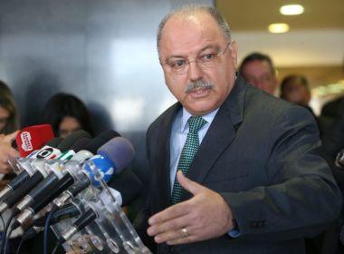 Ministro-chefe do Gabinete de Segurança Institucional, Sérgio Etchegoye