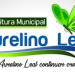 PREFEITURA MUNICIPAL DE AURELINO LEAL  AVISO DE  LICITAÇÃO Nº 031/2017