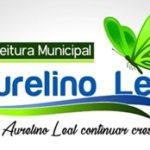 PREFEITURA MUNICIPAL DE AURELINO LEAL  AVISO DE LICITAÇÃO Nº 030/2017  PREGÃO PRESENCIAL N°. 028