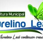 PREFEITURA MUNICIPAL DE AURELINO LEAL  AVISO DE LICITAÇÃO  Nº 033/2017