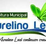 PREFEITURA MUNICIPAL DE AURELINO LEAL  AVISO DE LICITAÇÃO  Nº 034/2017