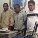 CAMAMU: POLICIA PRENDE 03 TRAFICANTES COM 20 TABLETES DE MACONHA
