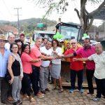 AGRICULTURA FAMILIAR DE ITACARÉ RECEBE  NOVA CAÇAMBA E RETROESCAVADEIRA