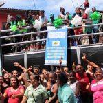 ITACARÉ RECEBE COM FESTA EQUIPE CAMPEÃ DO BRASILEIRO DE CANOAGEM EM CURITIBA