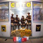 ITABUNA: POLÍCIA APREENDE MAIS DE 130 QUILOS DE DROGAS NO ALTO MARON
