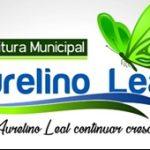 PREFEITURA MUNICIPAL DE AURELINO LEAL  AVISO DE LICITAÇÃO  Nº 037/2017