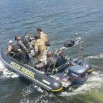 MARAÚ: AÇÃO CONJUNTA ENTRE AS POLÍCIAS FEDERAL E BATALHÃO DE CHOQUE DA PM APREENDE ARMAS