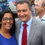 GOVERNADOR CHEGA A UBAITABA PARA ANUNCIAR OBRAS E SERVIÇOS NESTA SEXTA FEIRA (22)