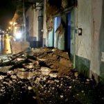 SOBE PARA  32 NÚMERO DE MORTOS APÓS FORTE TERREMTO NO MÉXICO