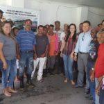 AURELINO LEAL: OBRAS DA FÁBRICA DE POLPA DE FRUTAS DO ASSENTAMENTO CASCATA SERÃO INICIADAS NA PRÓXIMA SEMANA.