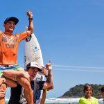 MUNDIAL DE SURF EM ITACARÉ REUNIU MAIS DE 100 ATLETAS DE SEIS PAÍSES