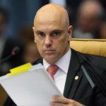 ALEXANDRE DE MORAES ORDENA VOTAÇÃO ABERTA SOBRE AFASTAMENTO DE AÉCIO