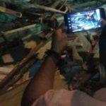 ITABUNA: ACIDENTE COM CAMINHÃO NO BAIRRO CALIFÓRNIA DEIXA 01 MORTO E TRÊS FERIDOS