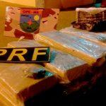 ADOLESCENTE É APREENDIDA TRANSPORTANDO DROGAS DE SALVADOR PARA VITÓRIA