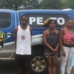 UBAITABA: PETO PRENDE TRIO COM PISTOLA E MACONHA APÓS ABORDAGEM