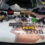 BANDIDOS  QUE ASSALTARAM AGÊNCIAS BANCÁRIAS EM CAMAMU MORREM EM CONFRONTO COM A POLÍCIA  EM ITACARÉ