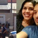 BARREIRAS: POLICIAL CIVIL MATA  ESPOSA E CACHORROS  A TIROS E DEPOIS SE MATA
