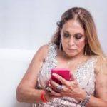 ATRIZ SUSANA VIEIRA É INTERNADA EM HOSPITAL DO RIO