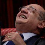 NO NATAL DE GILMAR MENDES O PRESENTE VAI PARA GAROTINHO