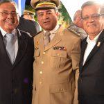 RAIMUNDINHO DE JR PARTICIPA DE FORMATURA DE OFICIAIS DA PM E CORPO DE BOMBEIROS EM SALVADOR