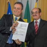 ITABUNA: GOVERNADOR ASSINA CONSÓRCIO DE SAÚDE E POLICLÍNICA REGIONAL