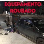 BANDIDOS ROUBAM CARRO COM EQUIPAMENTO DE SHOW DE CAETANO VELOSO NA BR-101