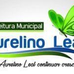 PREFEITURA MUNICIPAL DE AURELINO LEAL AVISOS DE LICITAÇÕES  Nºs. 001/ 002/003/004/2018