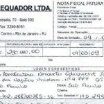 MARCELO ODEBRECHT ENTREGA NOTA FISCAL DE PAGAMENTO AO FILME DE LULA